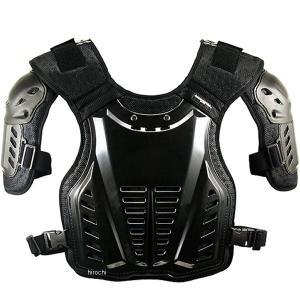 【メーカー在庫あり】 SK-600 コミネ チェストガード ブラック フリーサイズ|hirochi2