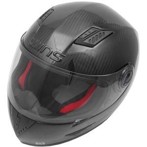 4560385765087 ウインズ WINS フルフェイスヘルメット A-FORCE カーボン/レッドインナー XLサイズ(59-60cm)|hirochi2