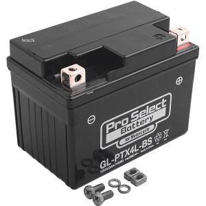 【メーカー在庫あり】 PSB111 プロセレクト PROSELECT バイク用 バッテリー ジェルタイプ GL-PTX4L-BS YTX4L-BS、FTH4L-BS互換 (液入充電済) HD店|hirochi2