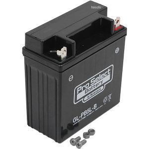【メーカー在庫あり】 PSB121 プロセレクト PROSELECT バイク用 バッテリー ジェルタイプ GL-PB5L-B YB5L-B互換 (液入り充電済み) HD店|hirochi2