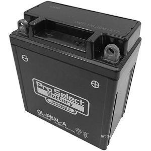 PSB176 プロセレクト PROSELECT バイク用 バッテリー ジェルタイプ GL-PB3L-A YB3L-A互換 (液入り充電済み) HD店|hirochi2