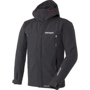 GSM22713 ゴールドウイン GOLDWIN 2018年秋冬モデル ゴアテックスマルチフーデッドジャケット 黒 Lサイズ HD店|hirochi2