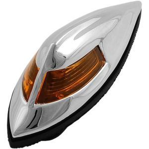 【USA在庫あり】 49-1342 19154S3 バイカーズチョイス(Biker's Choice) クラシック  フロント フェンダー ランプ 59140-85T|hirochi2