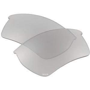 スワンズ SWANS LIONシリーズ用スペアレンズ レンズカラー:シルバーミラーxクリア 可視光線...