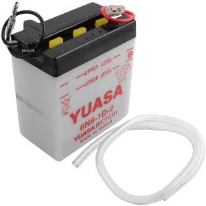 【USA在庫あり】 581062 ユアサ YUASA バッテリー 開放型 6N6-1D-2 HD店|hirochi2
