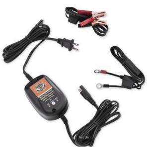 66000185 ハーレー純正 充電器 バッテリーテンダー 800mA ウエザープルーフ・デュアルモード HD店|hirochi2