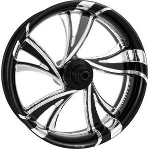 【USA在庫あり】 678885 エクストリームマシン フロントホイール 21インチx2.15インチ クルーズ 黒 Xquisite 12年以降 FXDWG ABS付き HD hirochi2