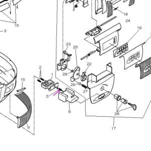 E52シリーズ補修パーツ E460シリーズ補修パーツ E36NJ/E45NJ ジュニア補修パーツ  ...