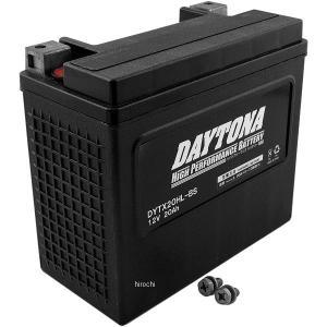 92891 デイトナ ハイパフォーマンスバッテリー DYTX20HL-BS ハーレーダビッドソン HD店|hirochi2