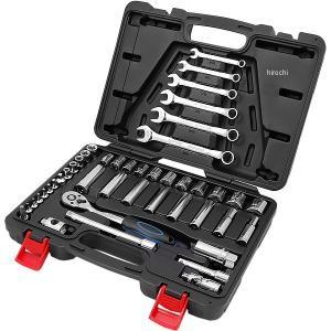 【即納】 975042 モトツールズ Moto tools インチ工具 44pcsセット ケース付き HD店|hirochi2