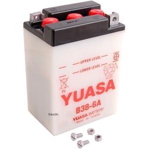 【USA在庫あり】 B38-6A ユアサ バッテリー 開放型 6V HD hirochi2
