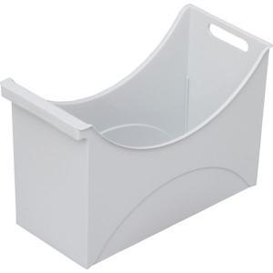 ・BOXの底を山切り形状にしたことでファイルが曲がりにくくなります。・上からも横からも見えるインデッ...