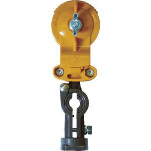 【メーカー在庫あり】 CK01 213-4969 未来工業(株) 未来 樹脂製ケーブル滑車CK-0型|hirochi2