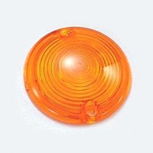 パーキングランプ リペアレンズ HD-01122用 76ΦX17mm イエロー 1個売り 04年-0...