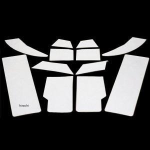 【メーカー在庫あり】 HD-04244 キジマ プロテクションシールキット FLHTCUTG TRIGLIDE ULTRACLASSIC HD店|hirochi2