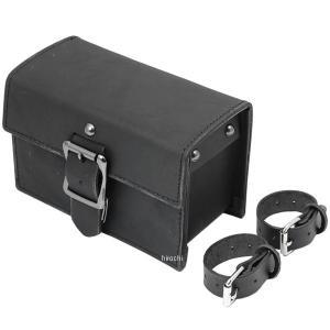 【メーカー在庫あり】 HD-06653 キジマ 本革6mm厚レザー クラシック ツールバック (黒) HD店|hirochi2
