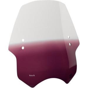 【USA在庫あり】 MEM1714 メンフィスシェード Memphis Shades ウインドシールド ハンドル取付金具付 ヘルキャット 紫 HD|hirochi2