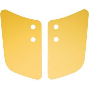 【USA在庫あり】 MEP5815 メンフィスシェード Memphis Shades ロアー シェード プレート 黄 HD|hirochi2
