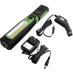 【メーカー在庫あり】 SHL7712 スマートツール 高輝度 LEDハンディライト フルパワー 250lm 緑|hirochi2