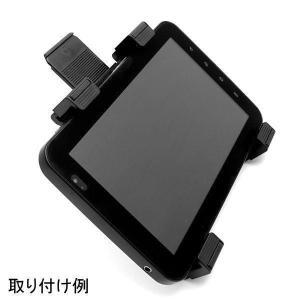 【即納】 TAC-056 ヒロチー商事 iPad iPad2用 GALAXY Tab用 大型ナビホルダー2 ヘルベルト・リヒター対応|hirochi2|04