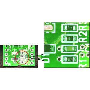 【メーカー在庫あり】 TXT-2040 トラスコ中山(株) TRUSCO 変倍式実体顕微鏡 20倍?40倍 HD|hirochi2|02