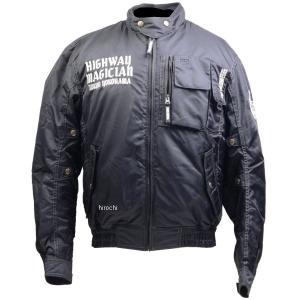 YB-8300 イエローコーン YeLLOW CORN 2018年秋冬モデル ウインタージャケット 黒 LWサイズ HD店|hirochi2