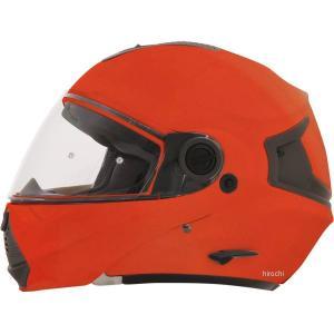 【USA在庫あり】 0100-1472 AFX システムヘルメット FX-36 オレンジ Mサイズ (58cm-59cm) JP店|hirochi