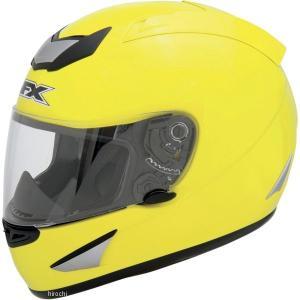 0101-8543 AFX フルフェイスヘルメット FX-95 黄 XXLサイズ (64cm-65cm) JP店|hirochi
