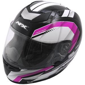0101-8585 AFX フルフェイスヘルメット FX-95 エアストライク 黒/ピンク XSサイズ (54cm-55cm) JP店|hirochi