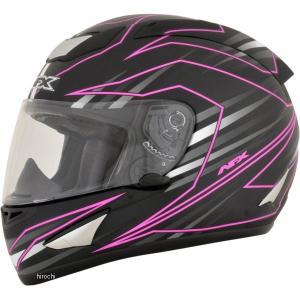 0101-9641 AFX フルフェイスヘルメット FX-95 メインライン ピンク XLサイズ (62cm-63cm) JP店|hirochi