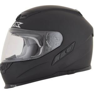 【USA在庫あり】 0101-9684 AFX フルフェイスヘルメット FX-105 黒(つや消し) XSサイズ (54cm-55cm) JP店|hirochi
