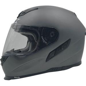 【USA在庫あり】 0101-9696 AFX フルフェイスヘルメット FX-105 グレー XSサイズ (54cm-55cm) JP店|hirochi