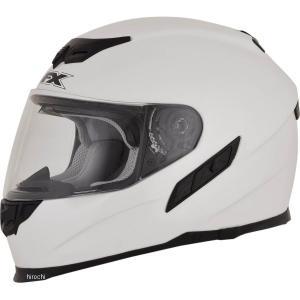 【USA在庫あり】 0101-9708 AFX フルフェイスヘルメット FX-105 白 XSサイズ (54cm-55cm) JP店|hirochi