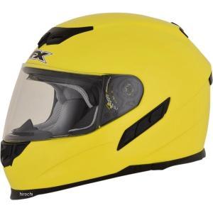 【USA在庫あり】 0101-9714 AFX フルフェイスヘルメット FX-105 黄 XSサイズ (54cm-55cm) JP店|hirochi