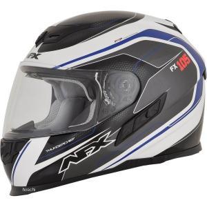【USA在庫あり】 0101-9726 AFX フルフェイスヘルメット FX-105 チーフ 青 XSサイズ (54cm-55cm) JP店|hirochi