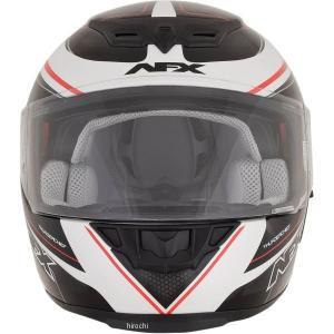 【USA在庫あり】 0101-9736 AFX フルフェイスヘルメット FX-105 チーフ 赤 XLサイズ (62cm-63cm) JP店|hirochi|02