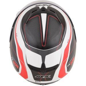 【USA在庫あり】 0101-9736 AFX フルフェイスヘルメット FX-105 チーフ 赤 XLサイズ (62cm-63cm) JP店|hirochi|04