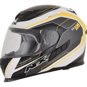 【USA在庫あり】 0101-9767 AFX フルフェイスヘルメット FX-105 チーフ 黄 XSサイズ (54cm-55cm) JP店|hirochi