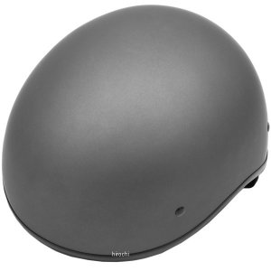 【USA在庫あり】 0103-1007 AFX ハーフヘルメット FX-200 Slick Beanie フロストグレー Mサイズ (58cm-59cm) JP店|hirochi