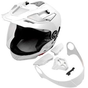 【USA在庫あり】 0104-1267 AFX システムヘルメット FX-55 白 XSサイズ (54cm-55cm) JP店|hirochi