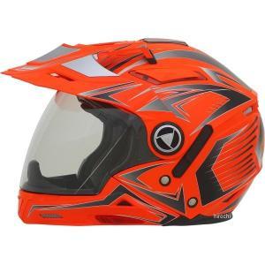 0104-1620 AFX システムヘルメット FX-55 マルチ オレンジ XLサイズ (62cm-63cm) JP店|hirochi