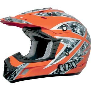 0110-3039 AFX ヘルメット FX17 URB S-オレンジ 3XL JP|hirochi