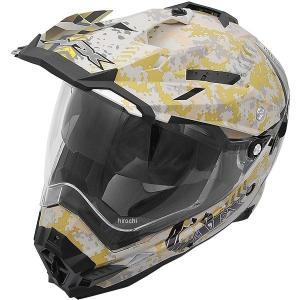 0110-4432 AFX オフロードヘルメット FX-41 マルチ 迷彩 XLサイズ (62cm-63cm) JP店|hirochi