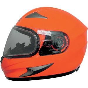0121-0530 AFX ヘルメット マグナス-S S-オレンジ 4XL JP|hirochi