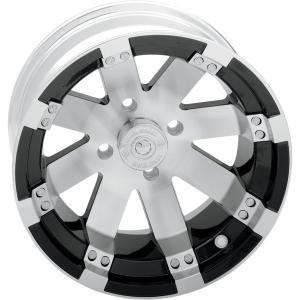 【USA在庫あり】 0230-0252 ビジョンホイール Vision Wheel ホイール 158 12x8 4/136 4+4 リア JP hirochi