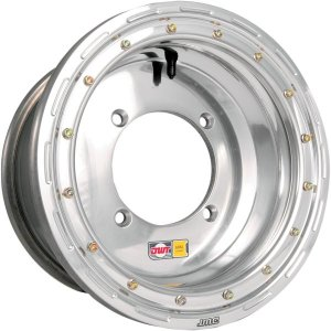 【USA在庫あり】 0232-0250 ダグラスホイール Douglas Wheel ホイール アルティメット 12x7 4/156  シルバー JP|hirochi