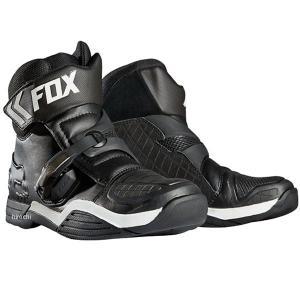 【メーカー在庫あり】 12341-001-8 フォックス FOX ブーツ ボンバー  黒 8サイズ 26.0cm JP店|hirochi