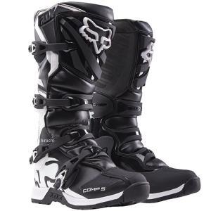 【メーカー在庫あり】 16449-001-04 フォックス FOX ブーツ コンプ5 ユース用 黒 Y4サイズ 23.0cm JP店 hirochi