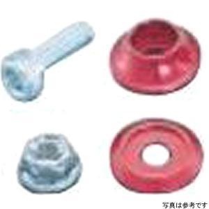 094-1013001 キタコ ホイールピアス 1ボルト 赤 JP店|hirochi