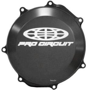 【USA在庫あり】 0940-1290 プロサーキット Pro Circuit クラッチカバー 14年以降 YZ250F 黒 JP店|hirochi